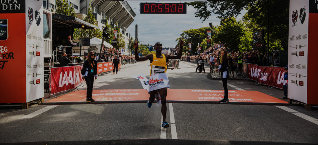 verdensrekord marathon