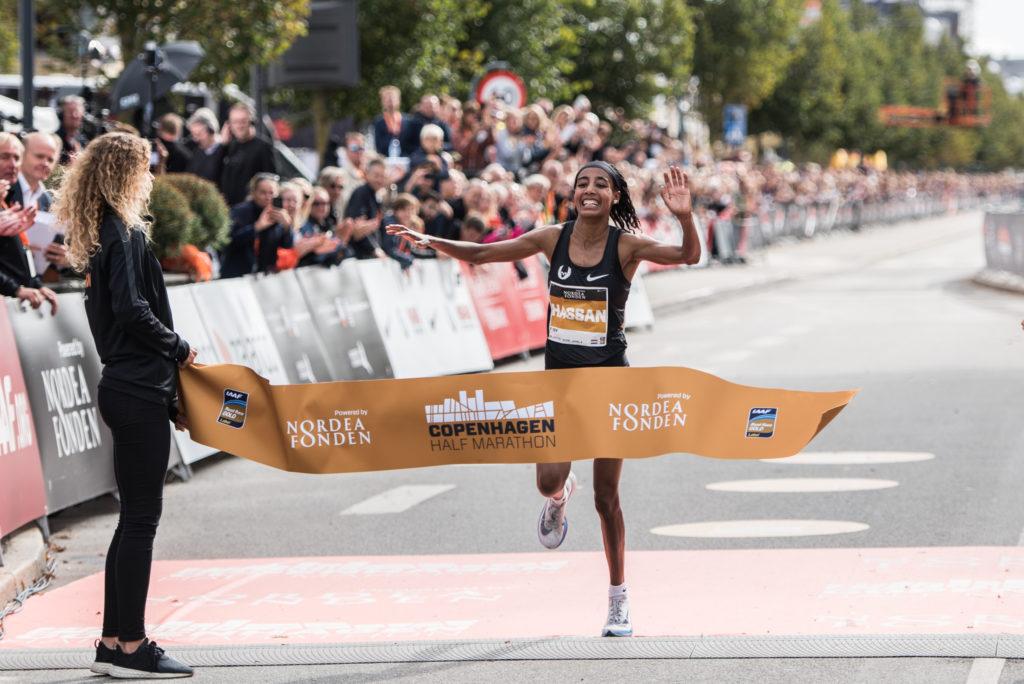 copenhagen half marathon 11 year old european record smashed at