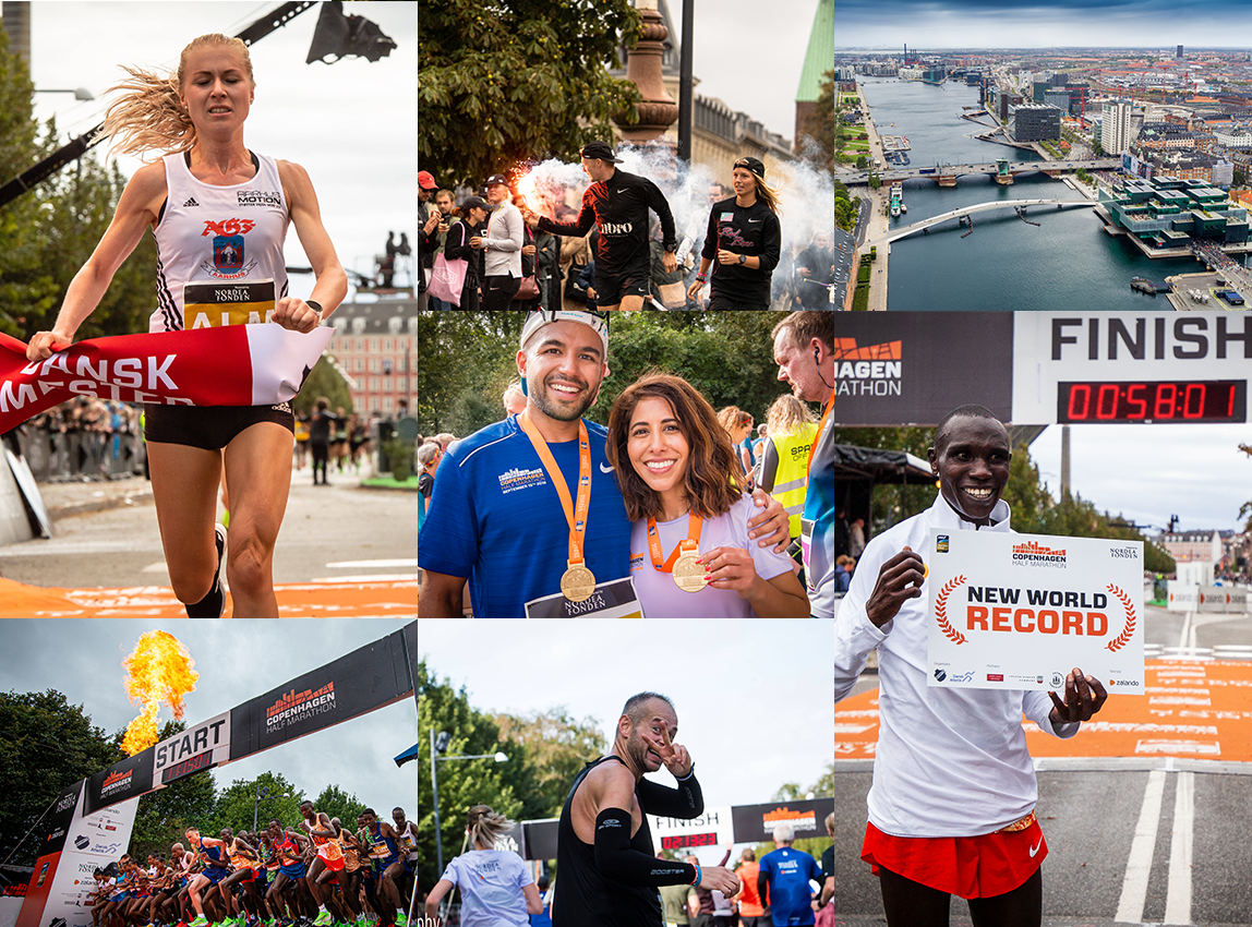 Photos Copenhagen Half Marathon