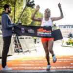 Gemechu breaks race record at cph half '21