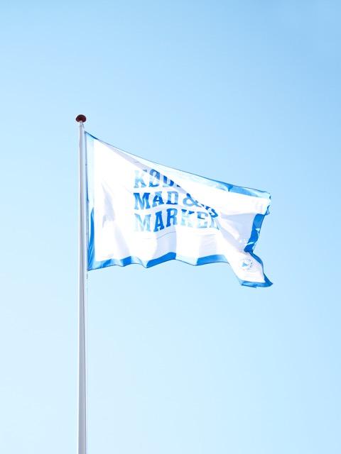 Kødbyens Mad & Marked_flag